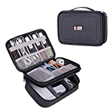 BUBM Electronic Organizer, Double Layer Travel
