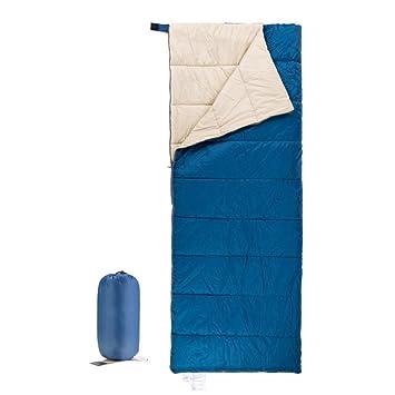 duang® ligero resistente al agua Viaje Saco de dormir camping sobre Saco de dormir para excursionismo, cabañas y albergues, azul: Amazon.es: Deportes y aire ...