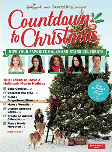 Hallmark Channel and Country Living Countdown to Christmas