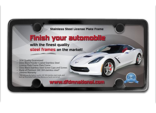 Dealer License Plate Frames - 5