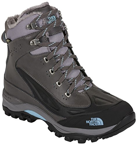Dark North Blue Grey The Women's Boots fortuna Gtx Chilkat Face Gull Tech 1TpwR