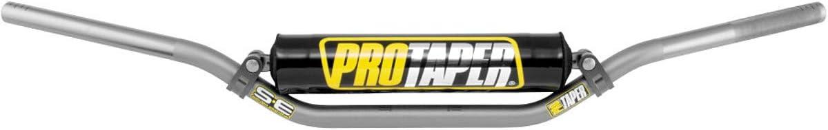 ATV Low Platinum Grey Pro Taper Seven Eighths Handlebars Standard 7//8