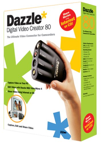 Dazzle Multimedia DM-5400 Digital Video Creator 80