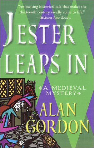 book cover of Jester Leaps In