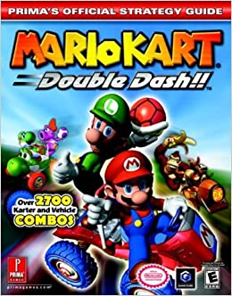 Mario Kart Double Dash Prima S Official Strategy Guide