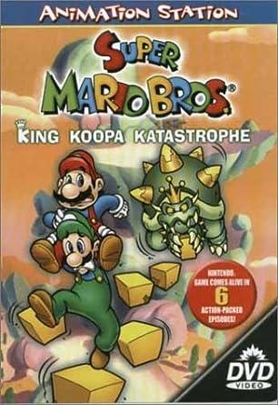 koopa mario and luigi movie