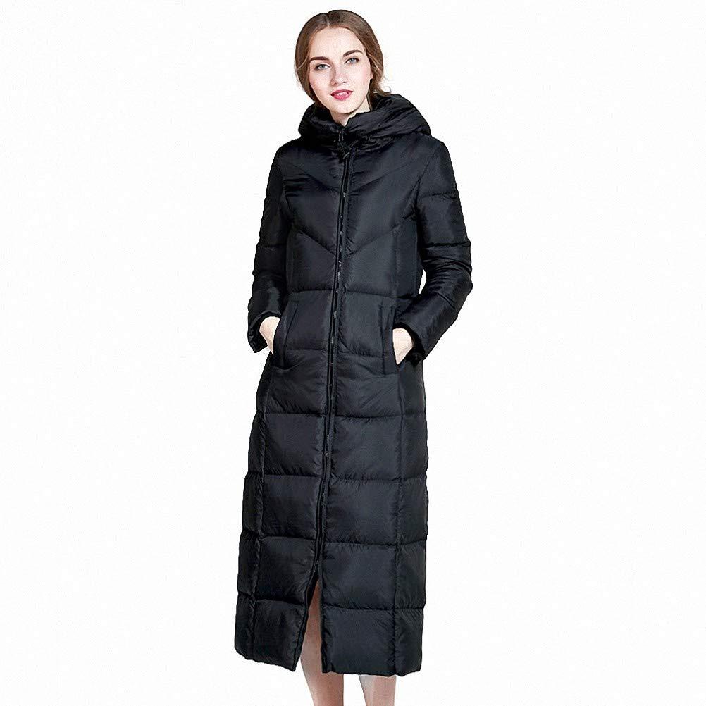 Fashionmae Daunenjacke Winter Frauen Ultra Light Weiß Duck Down Parkas Winddichte Daunenmantel Groß Warm S-6Xl