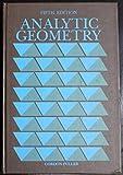 Analytic Geometry 9780201024142