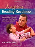 Anytime Reading Readiness, Cathy Puett Miller, 1934338745