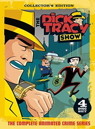 Amazon com: The Dick Tracy Show: The Complete Animated Crime Series