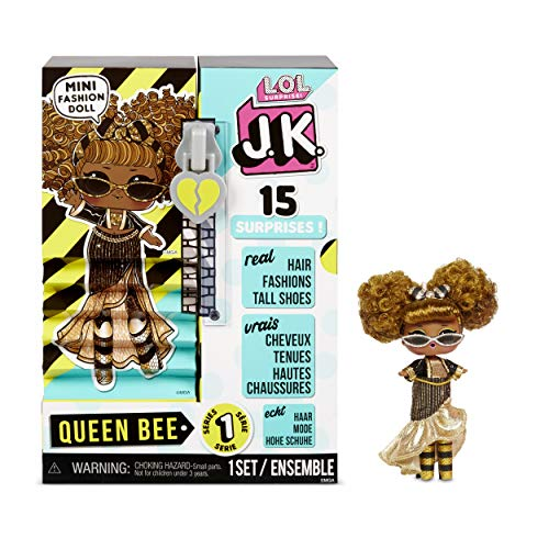 LOL Surprise JK Doll- Queen Bee
