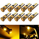 Yorkim-194-Led-Bulb-Amber-Canbus-Error-Free-3SMD-2835-Chipsets-T10-Amber-Interior-Led-For-Car-Dome-Map-Door-Co