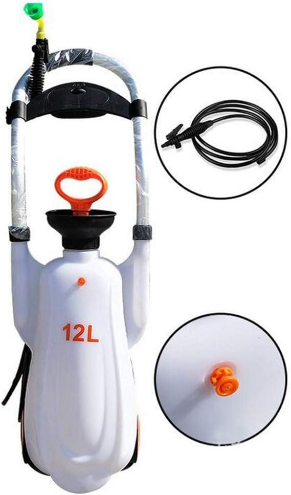 JL 3 galones (12L) Estación Lavaojos de Emergencia Móvil para la Industria Laboratorio con Soporte móvil Portátil Lavaojos