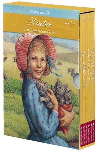 Kirsten: An American Girl : 1854 (The American Girls Collection/Boxed Set)