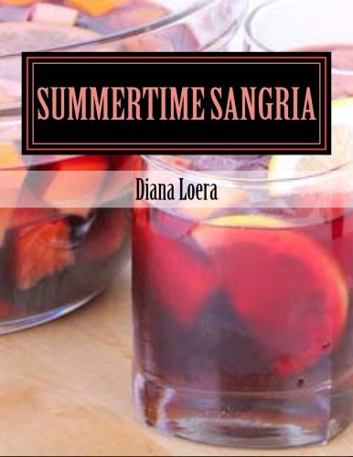 Summertime Sangria Awesome Recipes Delight