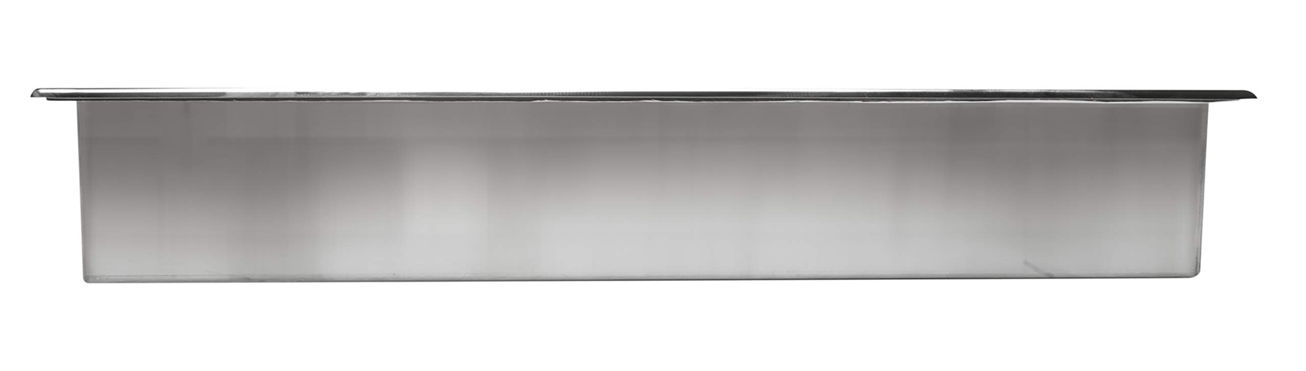 ALFI brand ABN2412-PSS Shower Niche, Polished Stainless Steel by Alfi (Image #4)