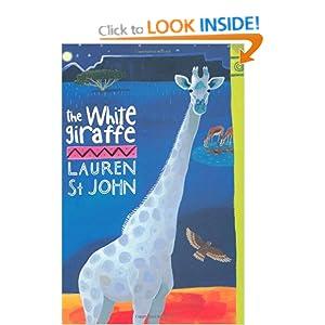 The White Giraffe Lauren St. John