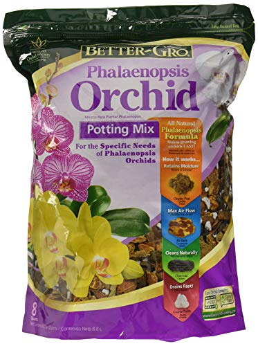 (Sun Bulb 5011 Better-Gro Phalaenopsis Mix, 8 Quarts)