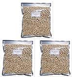 Chickpeas 3kg [1kgX3 bag dry Garbanzo Beans Garubanzo