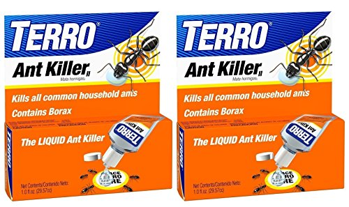 Terro Liquid Ant Killer II, 1 oz,  Pack of (Ant Killer Indoors)