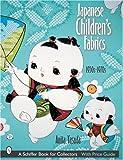 Japanese Children's Fabrics, Anita Yasuda, 0764319671