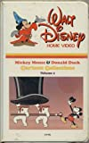 Mickey Mouse and Donald Duck Cartoon Collections Volume 1