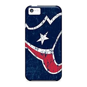 Niceshells Perfect Tpu Cases For Iphone 5c/ Anti-scratch Protector Cases (houston Texans)