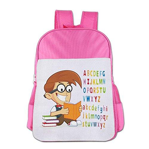 Kids Gift Ideas Casual The Kid Is Studing School Bag Children School Backpacks Satchel School Book Bag For Teen Girls