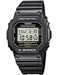 G-shock DW5600E-1V Mens Black Resin Sport Watch