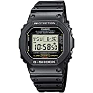Casio Men's G-shock DW5600E-1V Shock Resistant Black Resin Sport Watch