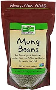 Now Foods Mung Beans Sprout - 454 bm