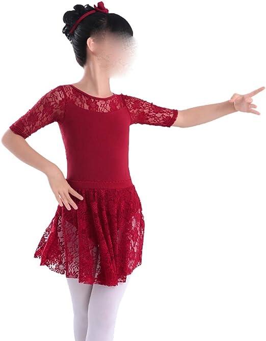 Zhao Li Traje de Ropa de práctica de Danza para niños Otoño ...