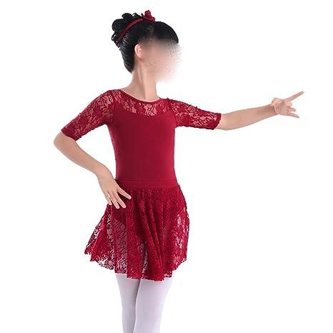 Jian E Traje de Ropa de práctica de Danza para niños Otoño ...