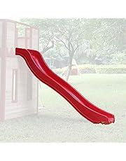 Kids plastic slide (slide only, structure not included), outdoor indoor slide, playground slide, playhouse slide, playstructure slide, long wave slide, cool wave slide, playground equipment slide, 5.6' slide