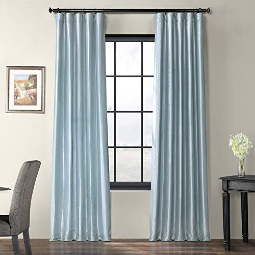 PTCH-JTSP429-84 Faux Silk Taffeta Curtain, 50