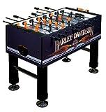 : Carrom 753.75 Harley-Davidson Foosball Table