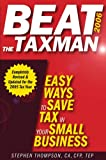 Beat the Taxman 2006, Stephen Thompson, 0471747173