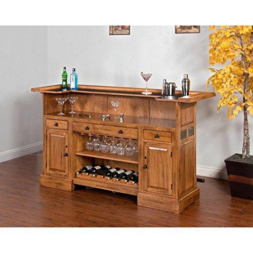 Sunny Designs 2575RO Sedona Bar