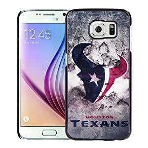 High Quality Samsung Galaxy S6 Case ,Houston Texans 22 Samsung S6 Cover Unique And Fashion Designed Phone Case