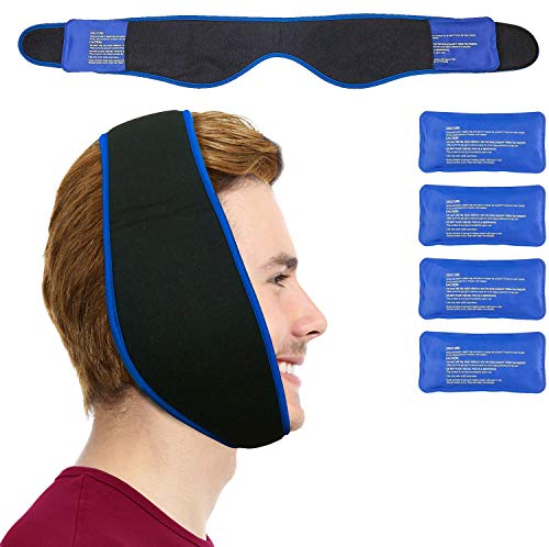 Face Ice Pack Use