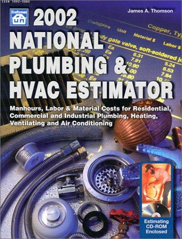 2002 National Plumbing and Hvac Estimator ebook