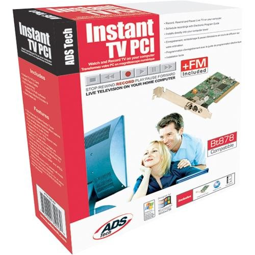 ADS INSTANT TV FM PCI PTV-351 DRIVERS