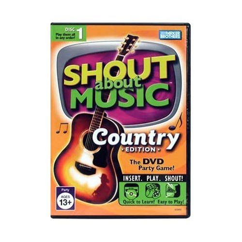 a la venta Shout About Music Music Music Country Edition by Parker Brojohers by Parker Brojohers  la red entera más baja