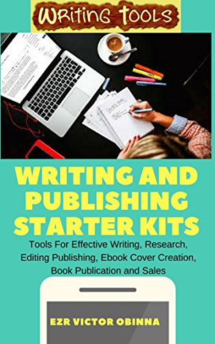 Amazon.com  WRITING AND PUBLISHING STARTER KITS  Tools For Effective ... 66ddd5558
