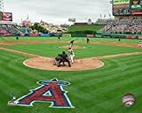 "Angel Stadium Los Angeles Angels 2016 MLB Action Photo (Size: 11"" x 14"")"