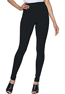 46ee93658fd Woman Within Plus Size Tall Stretch Cotton Legging at Amazon Women s ...