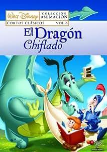 El dragon chiflado [DVD]