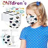 50pcs Disposable Mack 3 Layer Face Bandanas No Sew