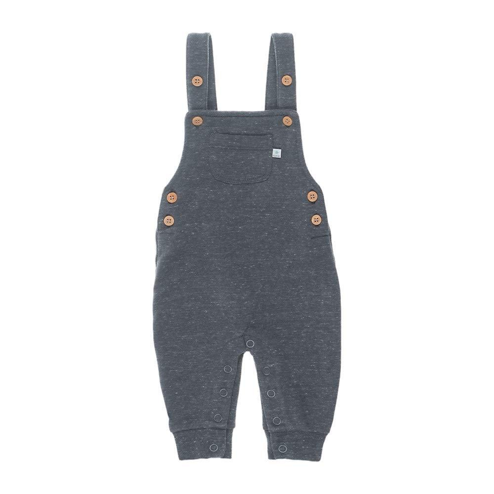 Feetje Baby Hose Latzhose Grau Retro Design