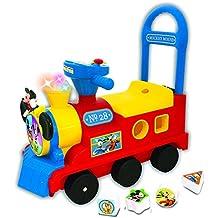 Amazon Com Mickey Mouse Train Set